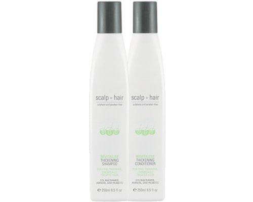 NAK Scalp to Hair Revitalise Shampoo