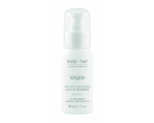 NAK Scalp to Hair Treatment - Follicle Enegiser