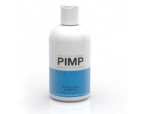 PIMP Amsterdam Spic & Span Daily Shampoo