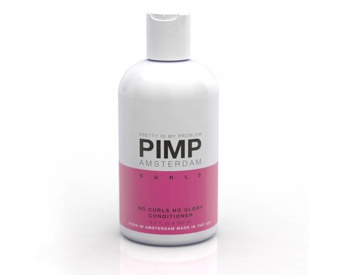 PIMP Amsterdam No Curls No Glory Conditioner