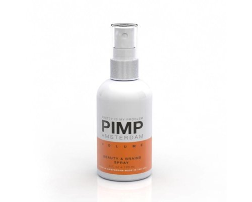 PIMP Amsterdam Beauty & Brains Volume Spray
