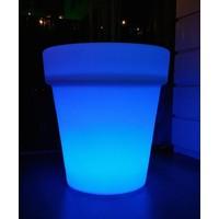 LED Plantenbak met rand