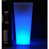 LED Plantenbak vierkant
