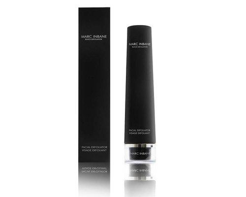 MARC INBANE black exfoliator hydraterende gezichtsscrub