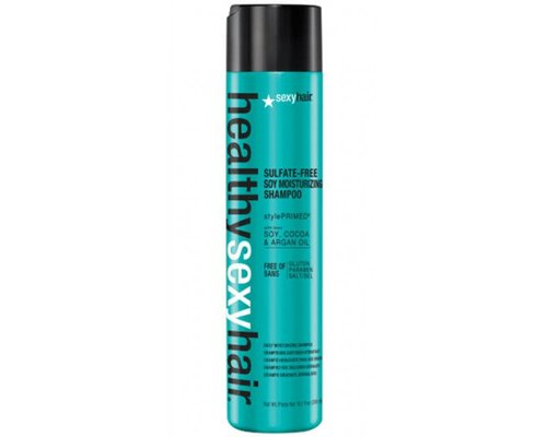 Sexy Hair HEALTHYSEXYHAIR Color Safe Soy Moisturizing Shampoo Sulfate-free
