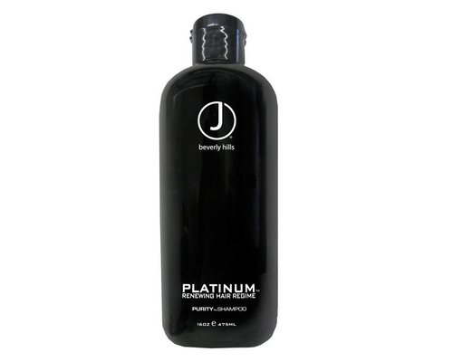 J Beverly Hills PLATINUM Purity Reconstructive Shampoo