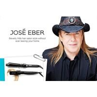 José Eber 19 mm Krultang Zwart