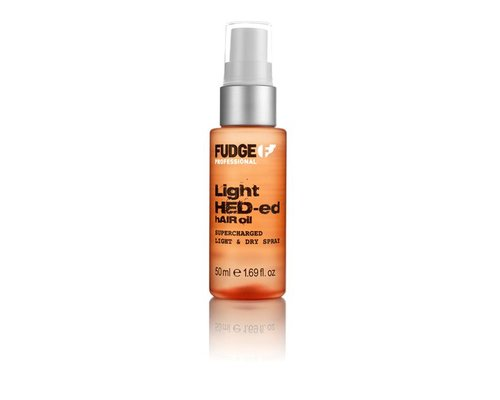 Fudge Light Hed-ed Hair Oil Light and Dry Spray