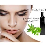 MARC INBANE natural tanning spray + glove in luxe geschenk doos