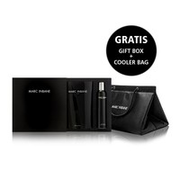 MARC INBANE natural tanning spray + glove in luxe geschenkdoos + COOLER BAG