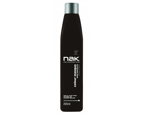 NAK Colour Masque Conditioner 'Dark Chocolate'