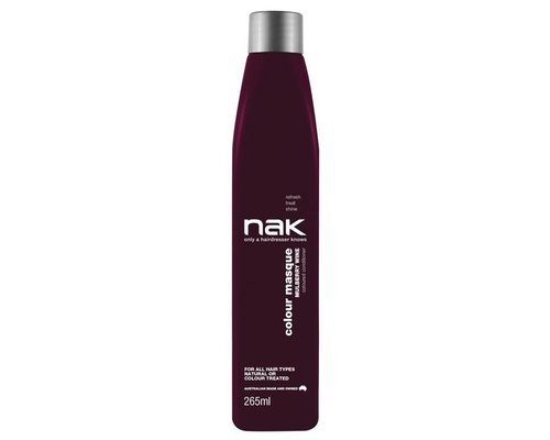 NAK Colour Masque Conditioner 'Mulberry Wine'