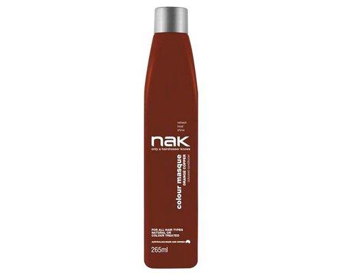 NAK Colour Masque Conditioner 'Orange Copper'