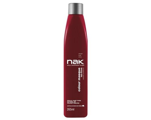 NAK Colour Masque Conditioner 'Red Rouge'