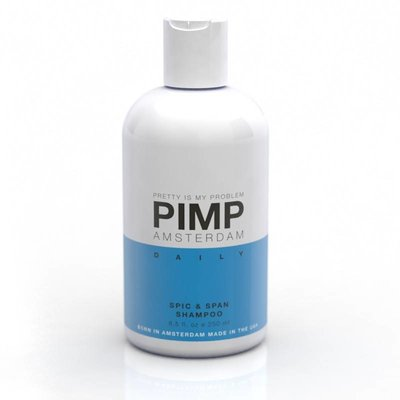 PIMP Amsterdam Spic & Span Daily Shampoo (Outlet)