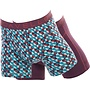 Cavello Underwear Two-pack boxershorts Graphic Squares & Dots