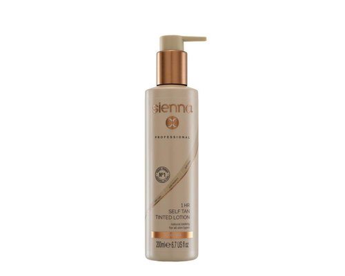 Sienna X 1Hr Self Tan Tinted Lotion