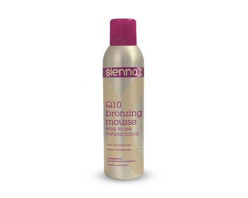 Sienna X Q10 Bronzing Mousse