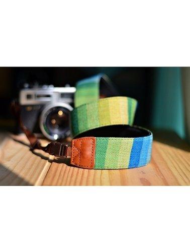 Summery stripes strap
