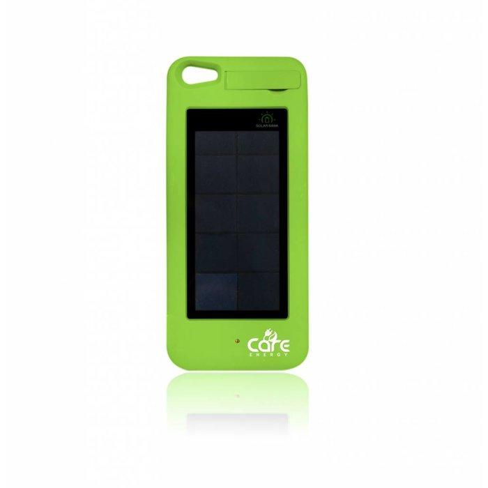 Akku-Solarbank für iPhone 5