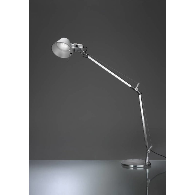 tolomeo micro led bureaulamp met micro dimmer lucente. Black Bedroom Furniture Sets. Home Design Ideas
