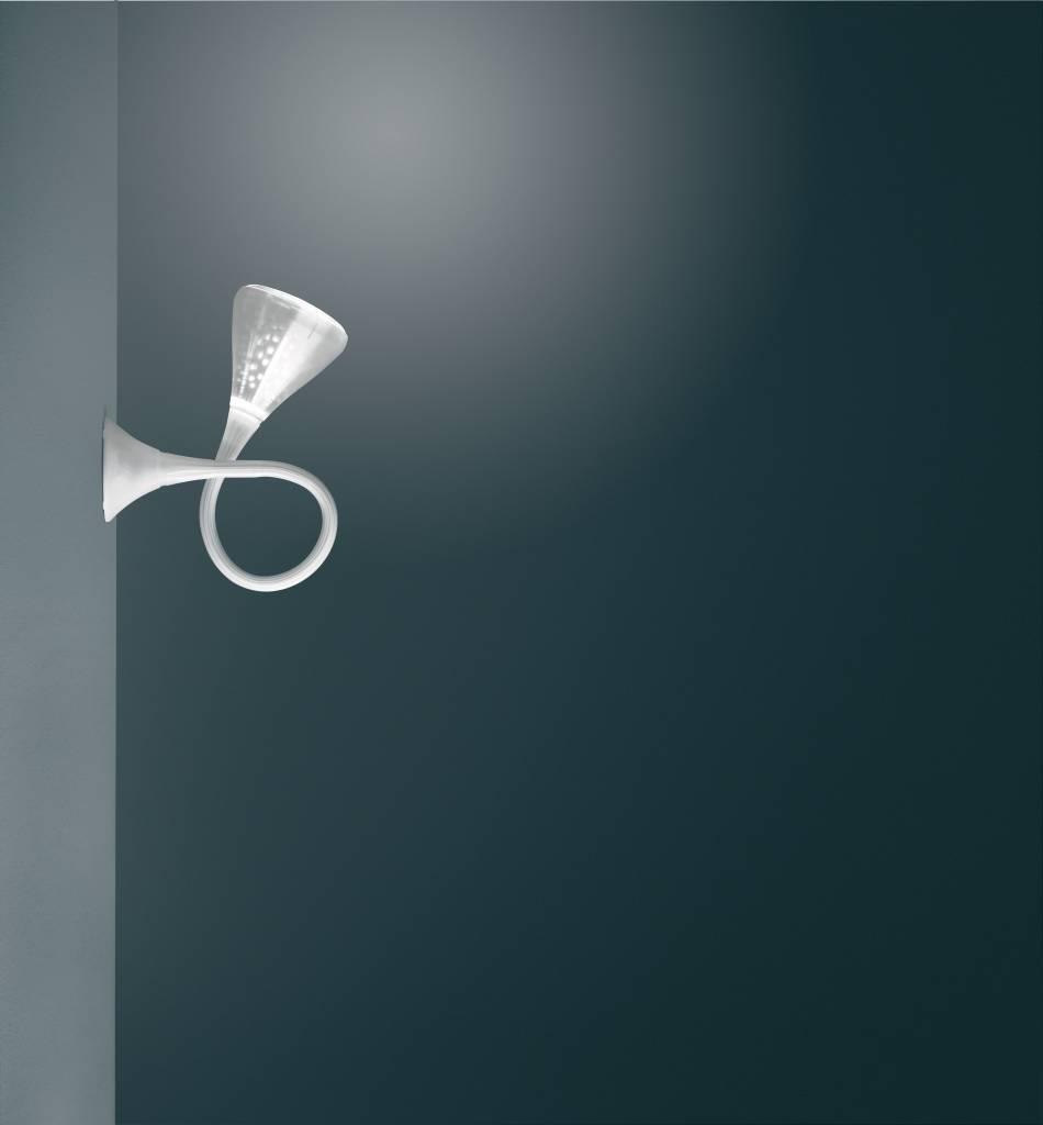Artemide Artemide Pipe LED decken/wand