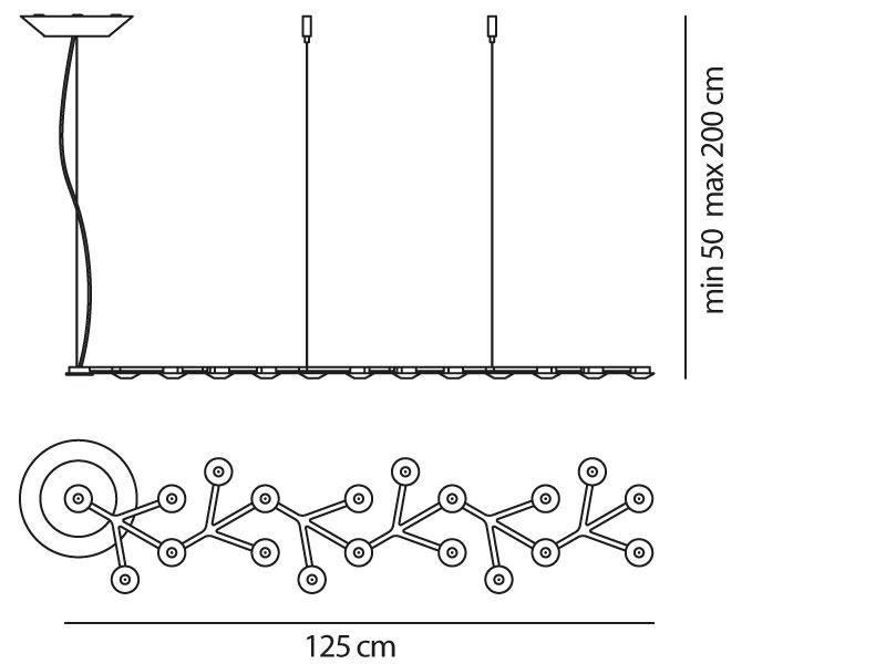 Artemide Led Net Lineare