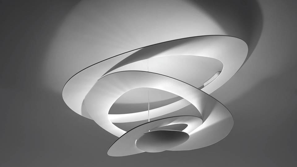 Artemide Pirce Ceiling White