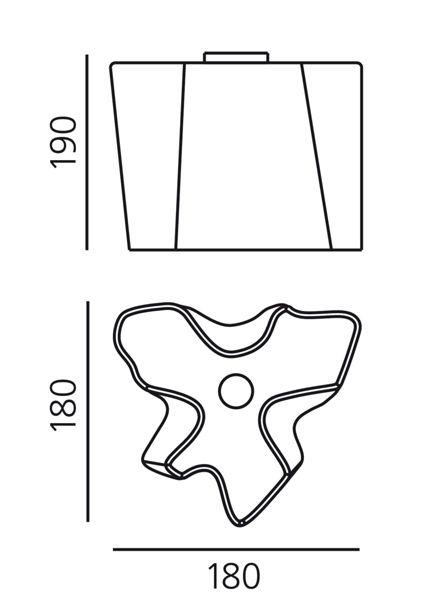 Artemide Artemide Logico Decken