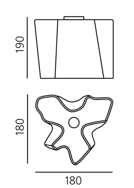 Artemide Artemide Logico Ceiling