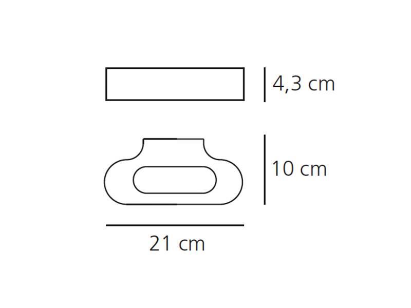 Artemide Artemide Talo Led Wall