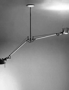 Artemide Tolomeo Due Bracci sospension