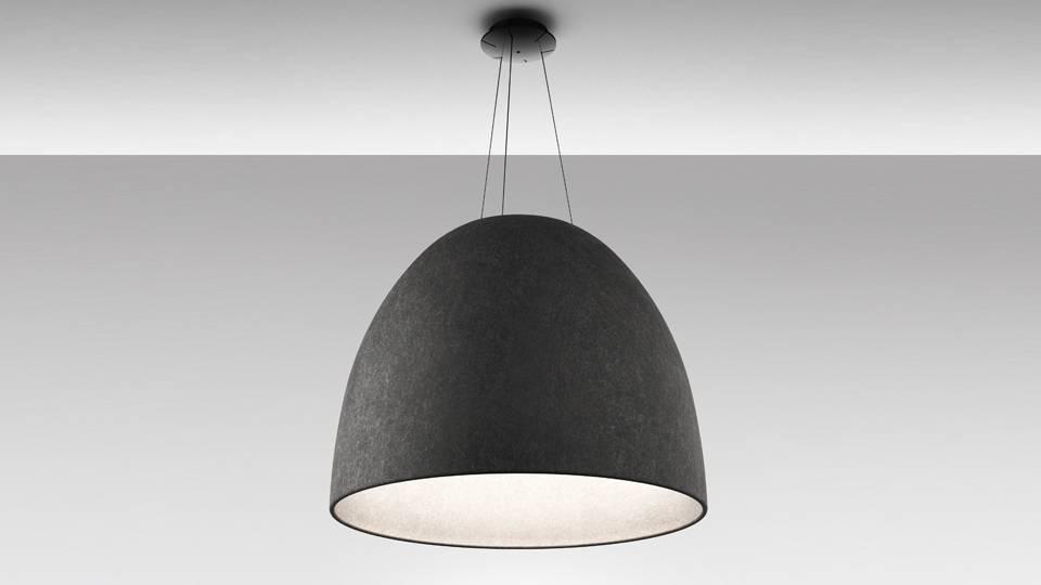 artemide nur acoustic lucente. Black Bedroom Furniture Sets. Home Design Ideas