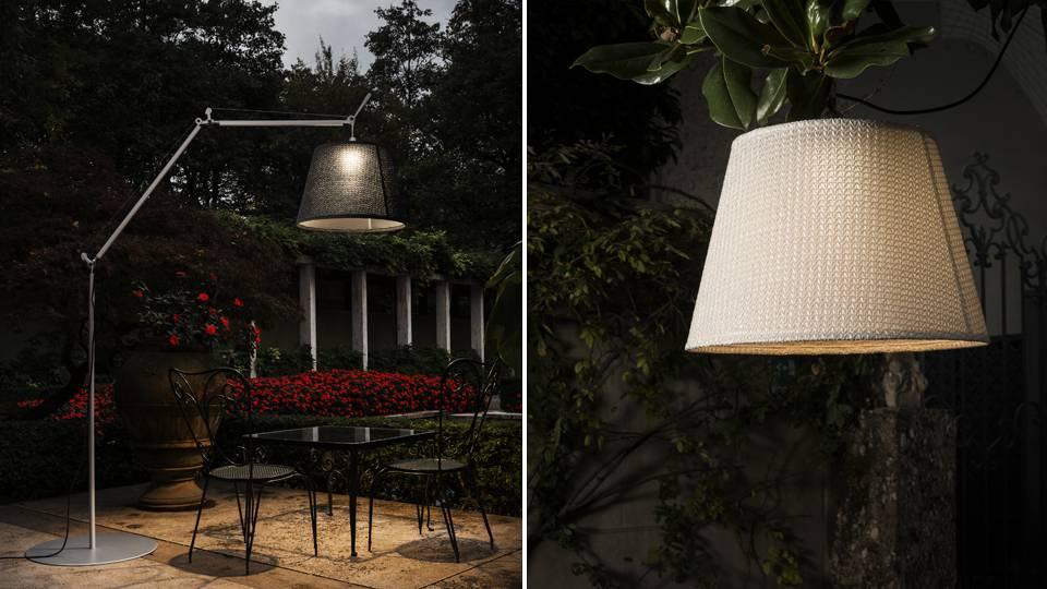 Artemide Artemide Paralume outdoor hanglamp met haak
