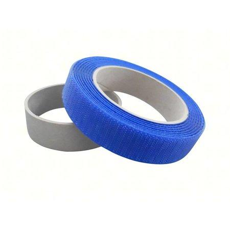 Haakband Naaibaar (harde kant), Royal Blue