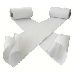 DynaLok Klittenband plakbaar hlt extra breed, 100 mm., wit