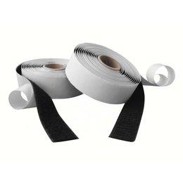 DynaLok Klittenband plakbaar, 25 mm. breed, zwart