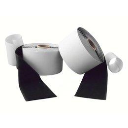 DynaLok Klittenband plakbaar, 50 mm. breed, zwart
