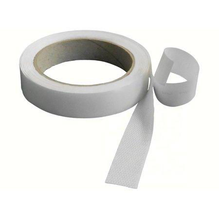 DynaLok horrengaasband 20 mm., wit