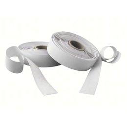 DynaLok Klittenband plakbaar, 10 mm. x 25 m. wit