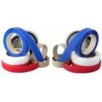 Complete sluiting (naaibaar lusband EN haakband voor binnen- en buitengebruik)