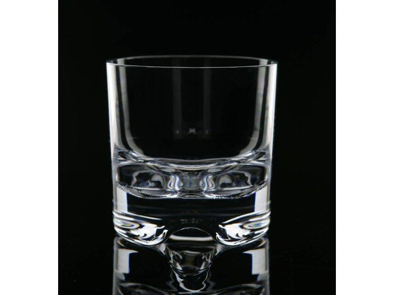 Frisdrankglas Sapglas Waterglas Whiskyglas STRAHL 5 sterren Onbreekbaar 0.3 ltr. | Vivaldi 10001