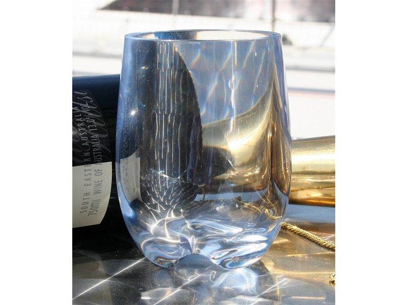 Wijnglas ( zonder pootje ) Sapglas STRAHL 5 sterren Onbreekbaar 0.24 ltr. | Design+ 40750