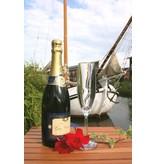 Champagneglas Flute Prosecco STRAHL 5 sterren Onbreekbaar 0.16 ltr.   Design+ 40250