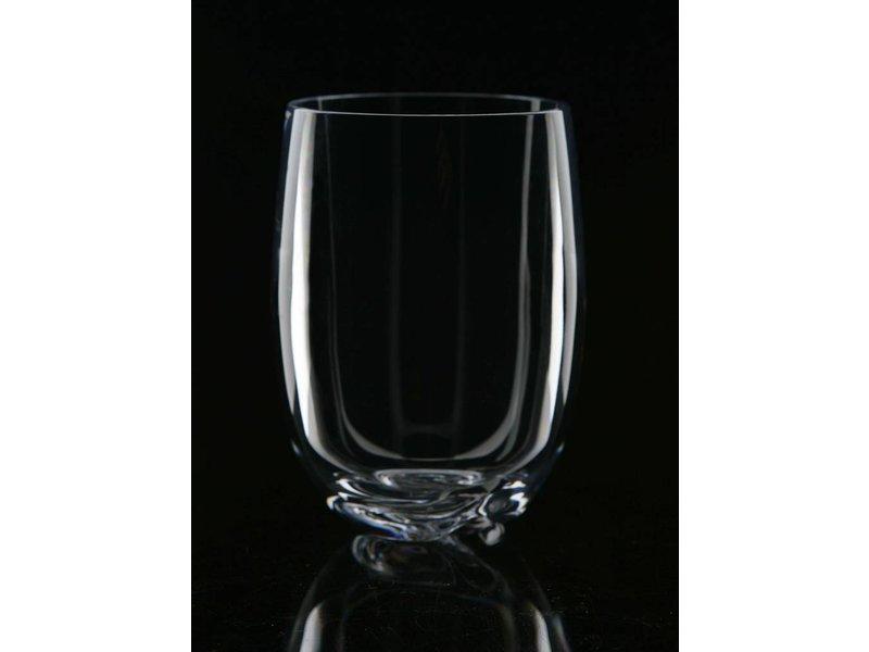 Wijnglas Groot ( zonder pootje ) Sapglas STRAHL 5 sterren Onbreekbaar 0.39 ltr. | Design+ 40840