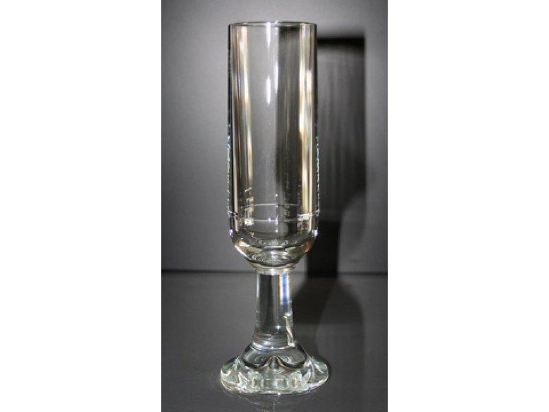 Champagneglas Fluteglas STRAHL 5 sterren Onbreekbaar 0.166 ltr. Da Vinci 20300
