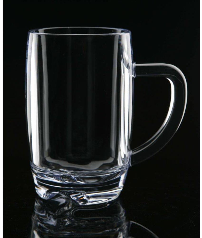 Bierpul 0.44 ltr. STRAHL ( p.stuk ) 5 sterren Onbreekbaar | Design+ / Barware 11300