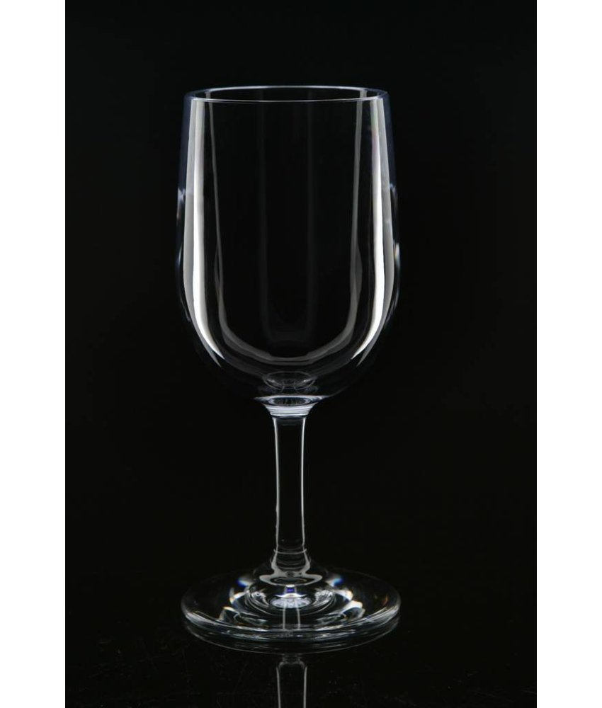 Wijnglas Sapglas Groot 0.39 ltr. STRAHL 5 sterren Onbreekbaar 0.39 ltr. | Design+ 40670
