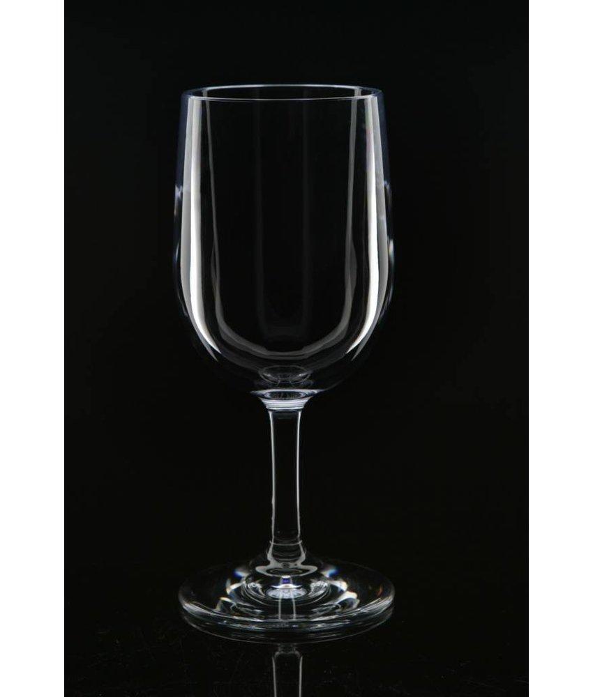 Wijnglas Sapglas STRAHL 5 sterren Onbreekbaar 0.39 ltr.   Design+ 40670
