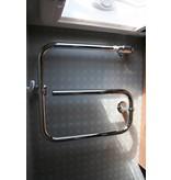 Elektrische ( 30 W ) Handdoekdroger Chroom Zonder verzendkosten